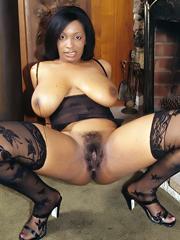 Naked Black Hos 26