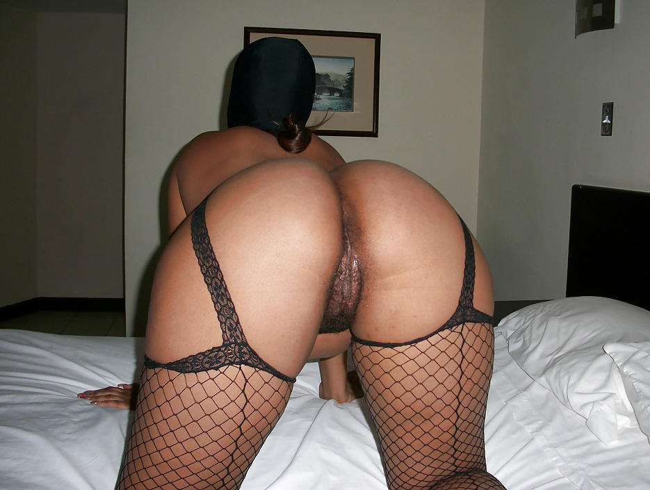 Excellent nude black girls from behind that