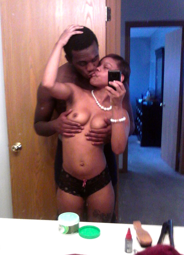 ebony sex selfies