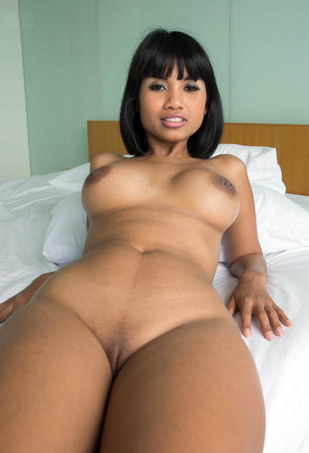 Ebony Female Solo Orgasm