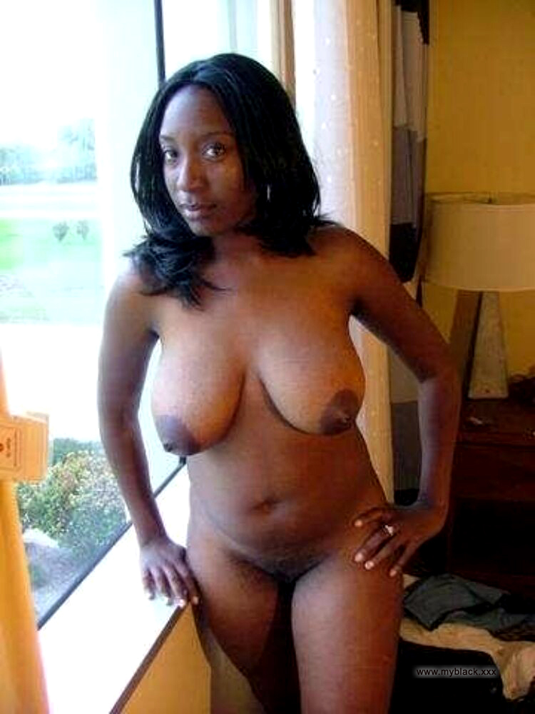 real ebony amatuer