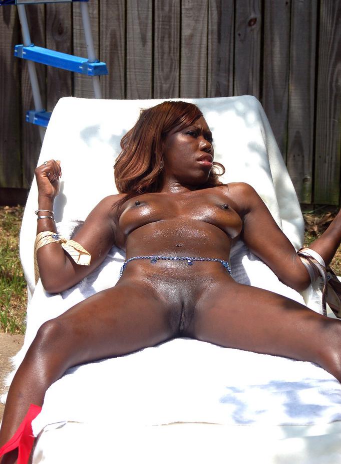 Naked Black Crush Girls