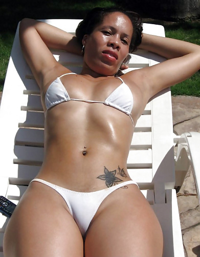 Interracial girl on girl