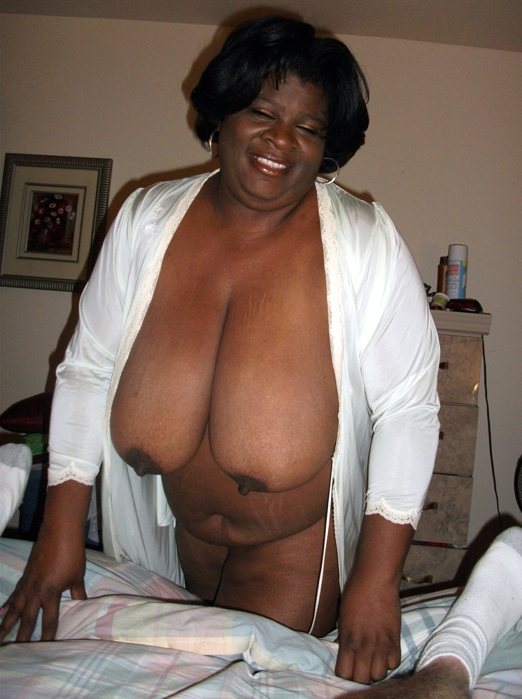 Black mature amateur