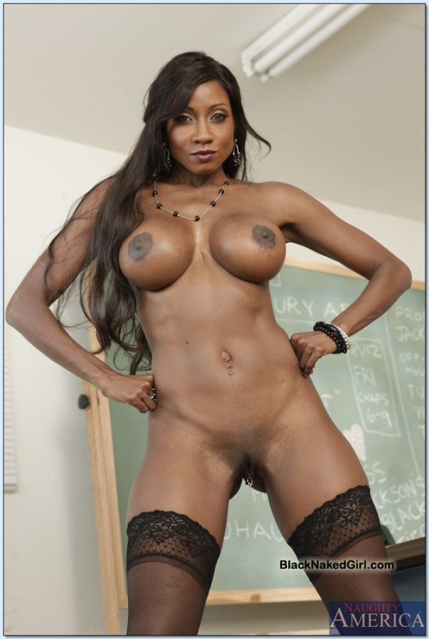 Black female teachers naked
