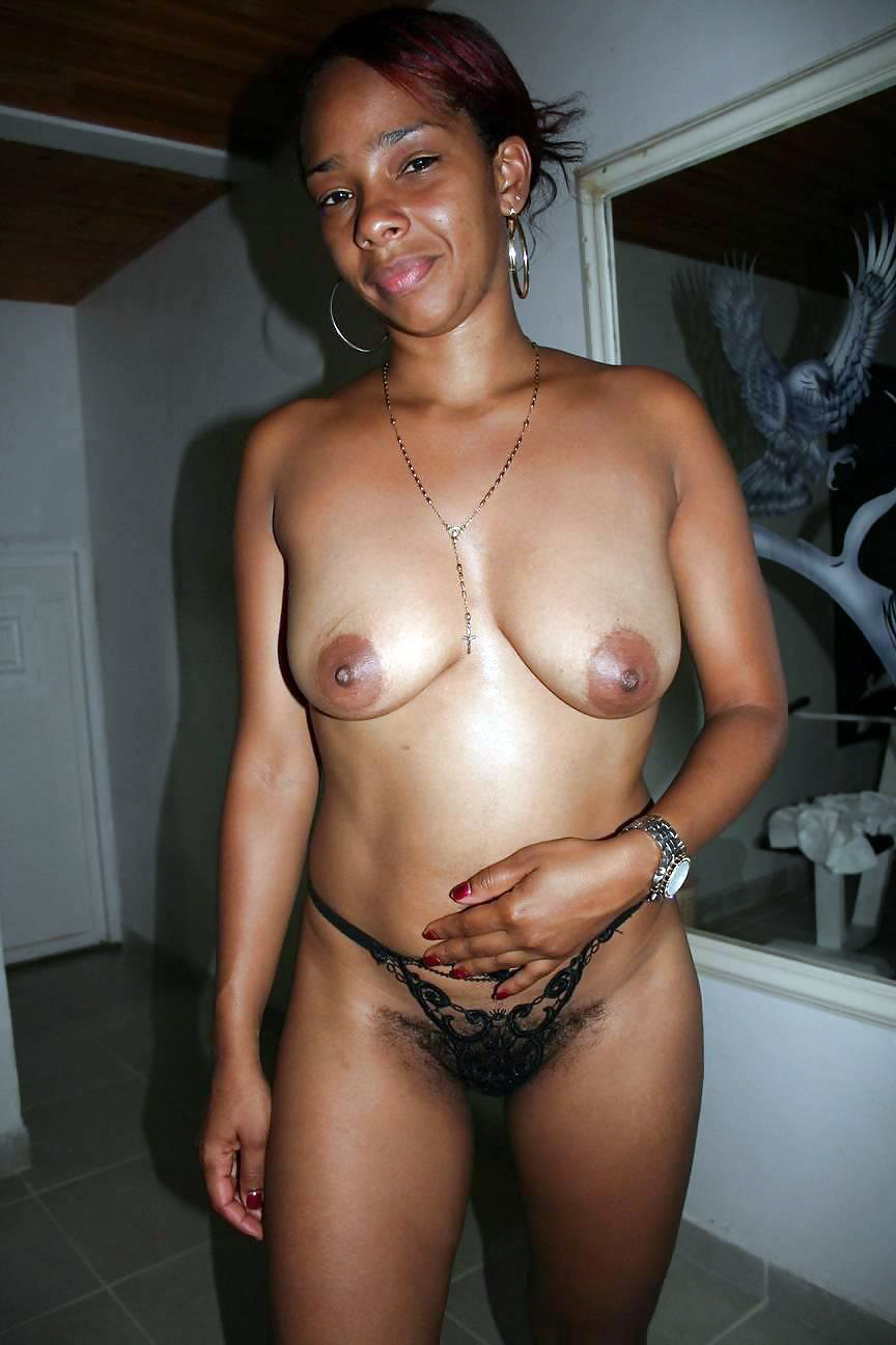 naked Black American women