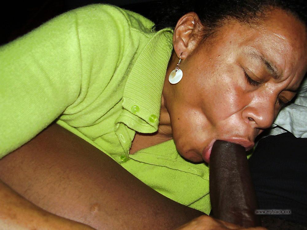 Black Girl Dick Sucking